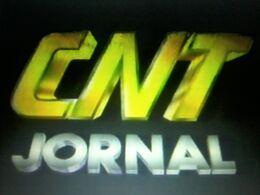 Logotipo do CNT Jornal - 1994