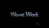 Worst week intertitle