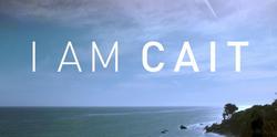 I Am Cait logo