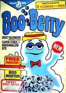 Boo berry box