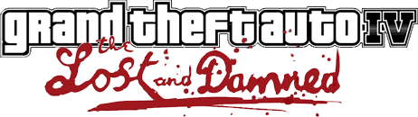 Grand Theft Auto IV - The Lost and Damned (Horizontal)