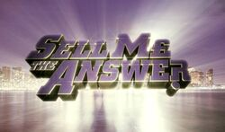 Sell Me The Answer Logo