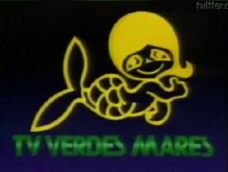 TV Verdes Mares Anos 92