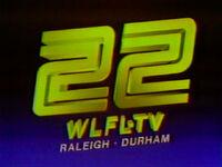WLFL-TV 22 1989
