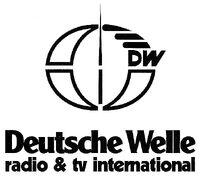 Deutsche Welle logo 1992