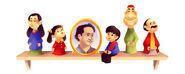 Google Drs. Suyadi's 84th Birthday