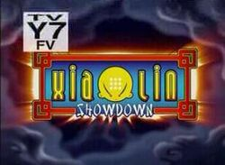 Xiaolin showdown