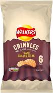 WalkersCrinklesFlameGrilledSteak