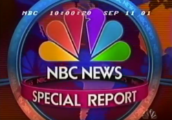 NBC News Special Report Late 90s Early 2000s