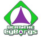Beat the cyborgs logo cropped