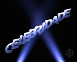 Celebridade 2003 abertura