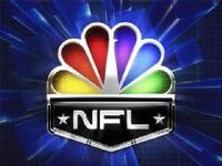 Nfl on nbc (metallic)