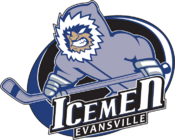 Evansville Ice Men logo