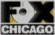 Fox Chicago Logo (1992-1993)