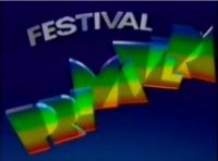 Festival Primavera 1995
