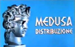 First medusa distribuzione logo