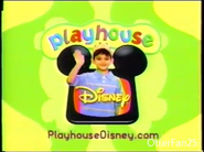 PLAY HOUSE DISNEY BOX