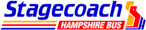 Stagecoach Hampshire Bus Stripes logo 2 small