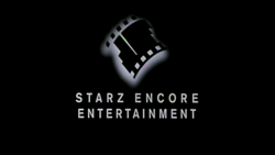 Starz Encore Entertainment logo