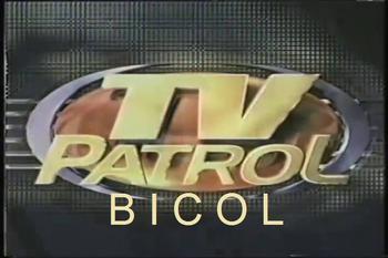 TV Patrol Bicol 2001