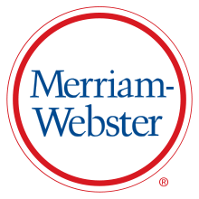 220px-Merriam-Webster logo svg