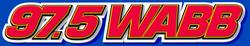 97.5 WABB logo