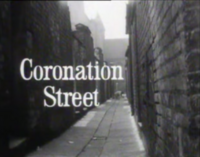 Coronation Street Open From 1969