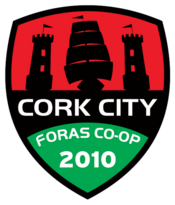 Cork City FORAS Co-op logo