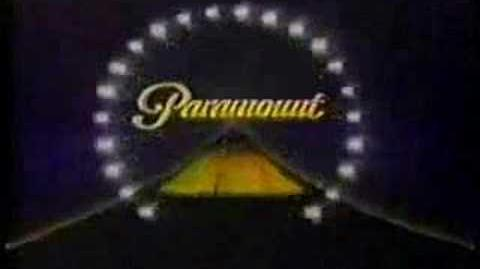 Paramount Television Service Logo