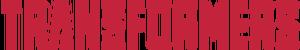 Transformers 2014 logo
