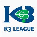 K3 League logo (2007-2010)