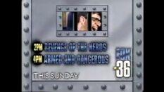 WATL FOX 36 Sunday Movies promo from 1992