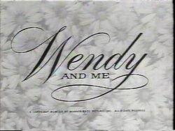 Wendyandmelogo