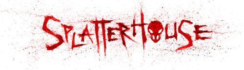 Splatterhouse-logo