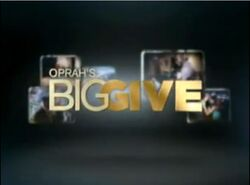 Oprah's Big Give