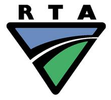 RTA logo 1989