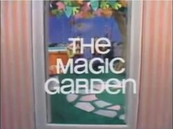 The Magic Garden Intertitle