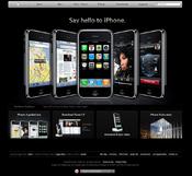 AppleWebsite2007