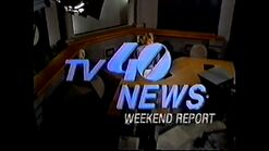 WJSU-TV 40 Weekend Report