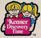Kenner Discovery Time logo