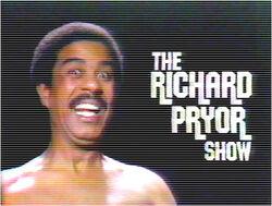 Richard pryor show intro