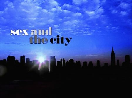Sex and the city logo