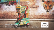 BBC Two India Season ident