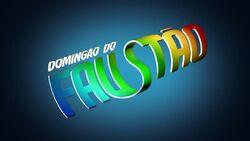 DOMINGÃO DO FAUSTÃO 2012