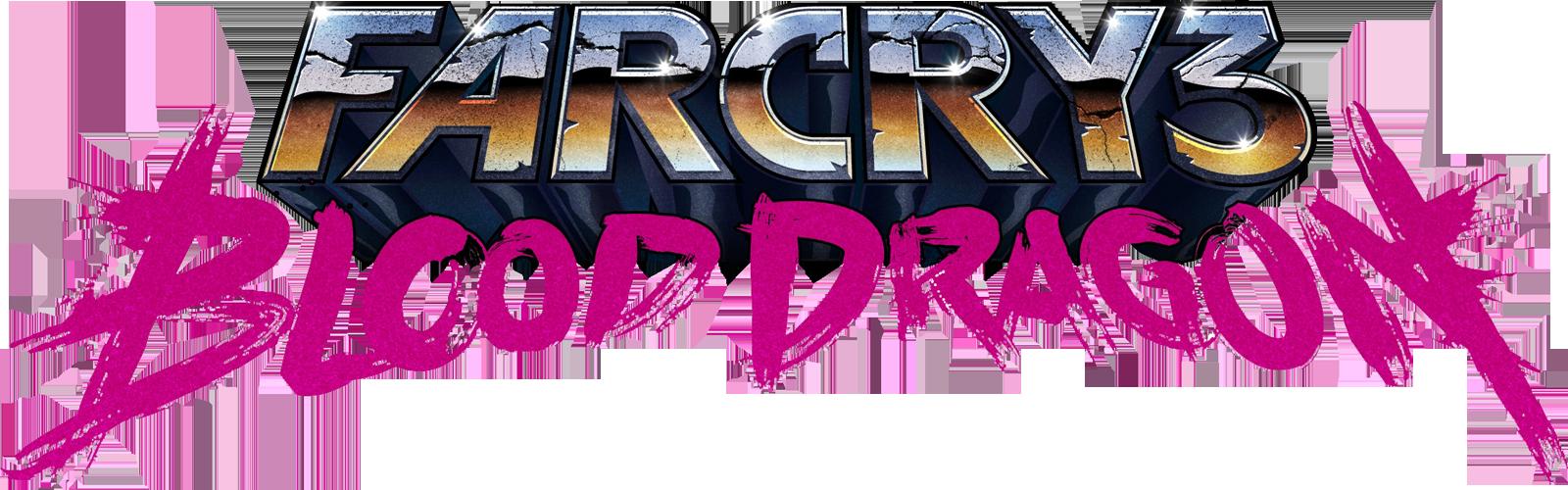 Far Cry 3: Blood Dragon | Logopedia | Fandom powered by Wikia