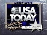 KDFW News 4-Fox 4 id montage 1989-2003 2