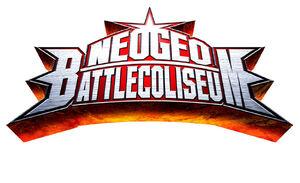 NeoGeo-Battle-Coliseum-Game-Logo