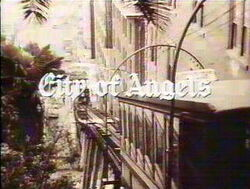 City of Angels Title Card