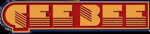 Gee bee logo by ringostarr39-d57yn4u