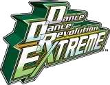 DDR Extreme Logo